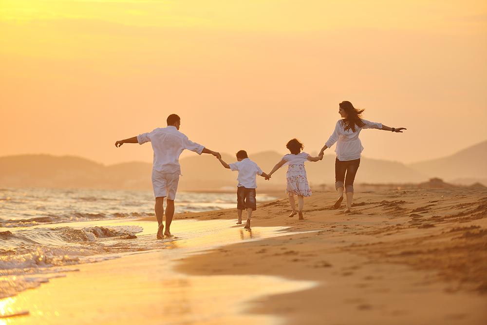 Как создать счастливую семью после 30