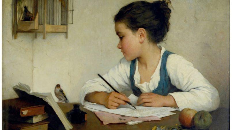 Письменные практики: неотправленные письма