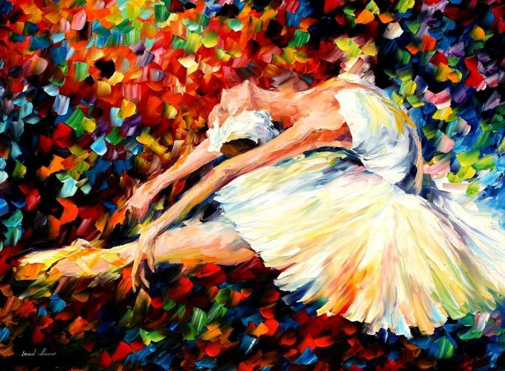 стресс балет